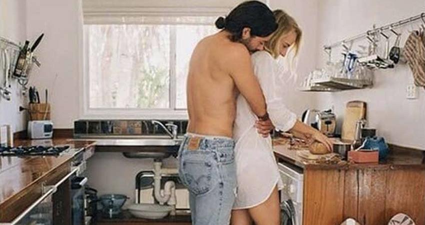 Sexy verhaal: Op date met een chef-kok